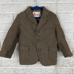 Twigs By Chips'n Twigs Vintage Boys Blazer Jacket